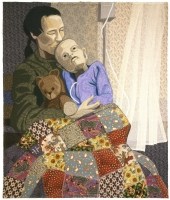Deidre-SCHERER-Child_36x30_ThreadOnFabric