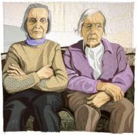 SISTERS, SITTING